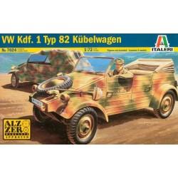 Italeri 7024, Kubelwagen, 1:72