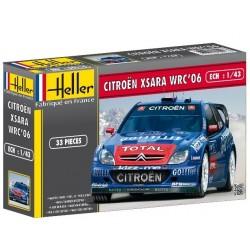 Heller 80116, Citroen Xsara WRC '06, skala 1:43