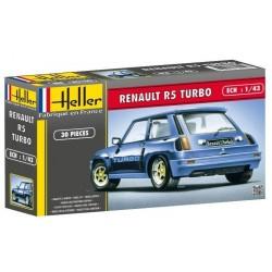 Heller 80150, Renault R5 Turbo, skala 1:43