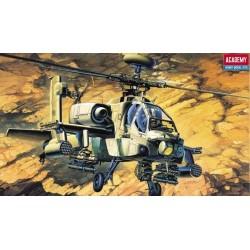 Academy 12262, AH-64A Apache, 1:48