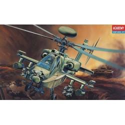 Academy 12268, AH-64D Longbow Apache, 1:48