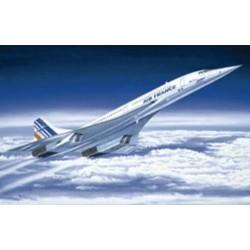 Heller 80445, Air France CONCORDE, skala 1:125