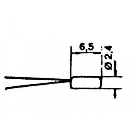 Roco 40321 -1, żarówka całoszklana 16V / 22mA