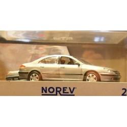 Norev 476700, Peugeot 607 silver met, skala 1:43