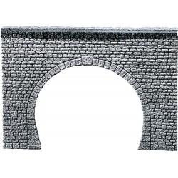 Faller 170881, Portal tunelowy 2-torowy, Profi, H0