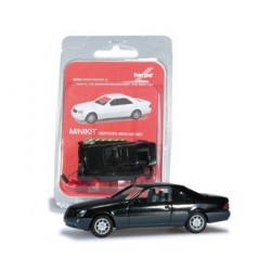 Herpa 012676, Mercedes-Benz 600 SEC, H0