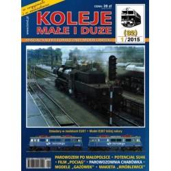 KMiD32  Koleje Małe i Duże, nr 32 (1/2015 maj)