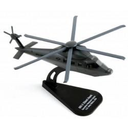 Italeri 48150, MH-X Silent Hawk, 1:100, model gotowy.