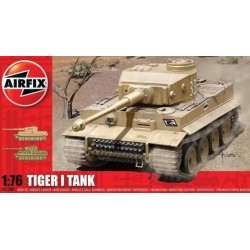 Airfix 01308, Tiger I Tank, WWII, skala 1:76