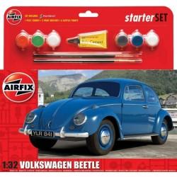 Airfix 55207, VW Beetle, zestaw, skala 1:32
