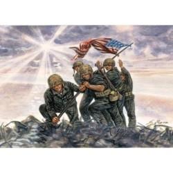 Italeri 6098, Iwo Jima Flag Raisers, 1:72