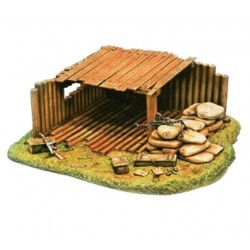 Italeri 0417, COMMAND POST, skala 1:35