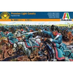 Italeri 6081, PRUSSIAN LIGHT CAVALRY, 1:72