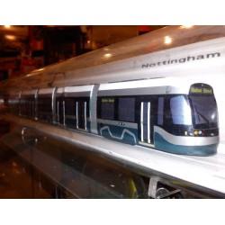 Bombardier Flexity Tram, model dekoracyjny, H0