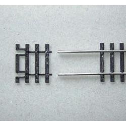PIKO 55282 -1, Końcówka torów Flex H0 A-Gleis, 1 szt.