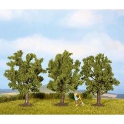 Noch 25510, Trzy drzewka 4,5 cm. (skala N)