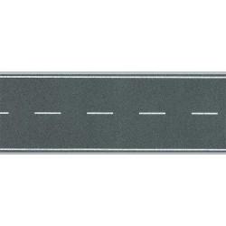 272458 Droga asfaltowa z pasami