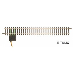 Tillig 83143, Tor podłączeniowy G1, 166 mm, skala TT
