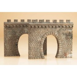 41586 Dwa portale tunelowe