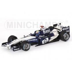 Minichamps 400050007, Williams F1 BMW FW27 M.Webber, 1:43