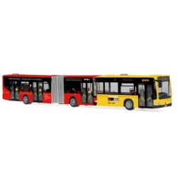 Rietze 67074, Mercedes-Benz Citaro G, DVB Dresden, skala H0