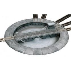 Roco 35900, Obrotnica elektryczna dla skali TT (1:120)