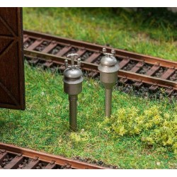 Faller 180945, Dwa kolejowe dzwonki sygnałowe, skala H0