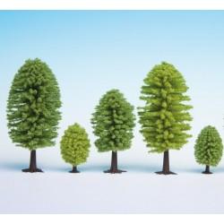 NOCH 26902, Zestaw 5 drzew (5-9 cm)