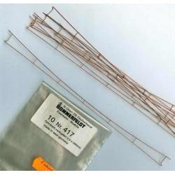 Sommerfeldt 417-1, Przewód jezdny sieci trakcyjnej, skala N