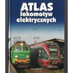 """""""Atlas lokomotyw elektrycznych"""" Paweł Terczyński"""