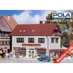"""Pola / Faller 320238, Cukiernia """"Neumann"""", skala N"""