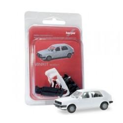 Herpa 012195, VW Golf II 4-drzw., H0