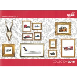 Herpa 208543, Katalog Herpa Collection 2018