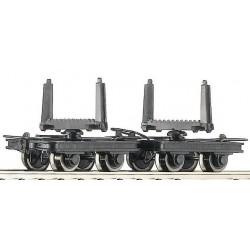 34602 Dwa wagony H0e