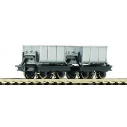 34601 Dwa wagony H0e