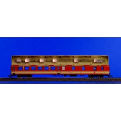 40360 Oświetlenie wagonów 4-osiowych