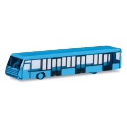 521017 Cztery autobusy (1:500) niebieskie