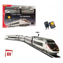 Mehano T110, Zestaw H0: Pociąg TGV Tricourant