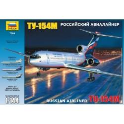 ZVEZDA 7004, Tupolew TU-154 M, 1:144