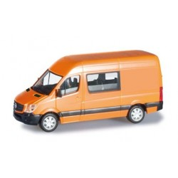 Herpa 091329, Mercedes Sprinter Bus HD, wysoki, H0