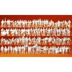 Preiser 16326, Osoby różne, figurki, 120 szt, H0
