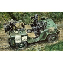Italeri 0320, Commando Car, skala 1:35 (320)