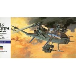 Hasegawa 00535, AH-1S COBRA CHOPPER, 1:72