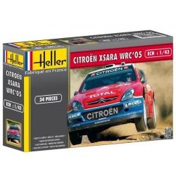 Heller 80114, Citroen Xsara WRC '05, skala 1:43
