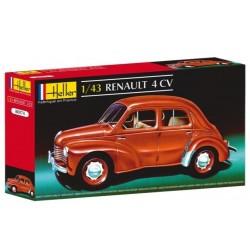Heller 80174, Renault 4 CV, skala 1:43