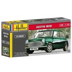 Heller 80153, Austin Mini, skala 1:43