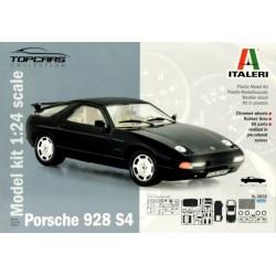Italeri 3656, Porsche 928 S4, 1:24