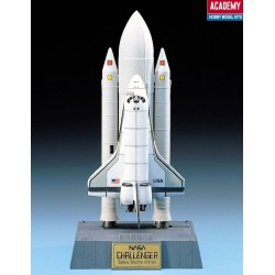 Academy 12707, Space Shuttle & Rockets, 1:288