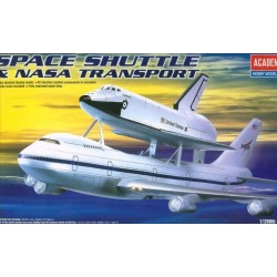 Academy 12708, Space Shuttle & NASA Boeing 747, 1:288