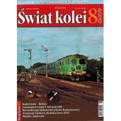 "1208 ""Świat Kolei"" 2012 08"